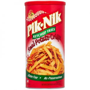 Pik Nik Shoestring Snacks – Ketchup Fries 22