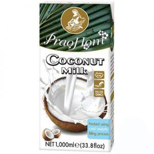 PraoHom Coconut Milk UHT 1L