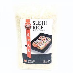 Sailing Boat Sushi Rice 1Kg (Medium Grain Rice)