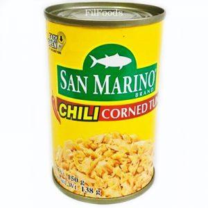 San Marino Chili Corned Tuna 1...