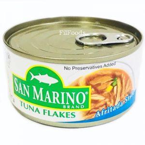 San Marino Tuna Flakes –...