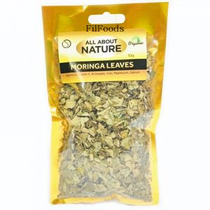 All About Nature – Moringa Leaves 10g