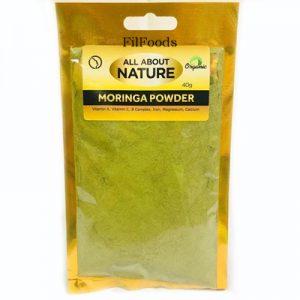 All About Nature – Moringa Powder 40g