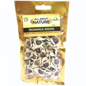 All About Nature – Moringa Seeds 20g