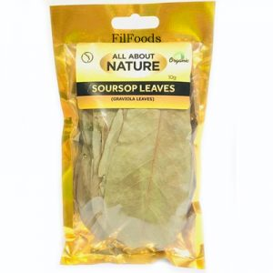 All About Nature – Soursop / Graviola (Guyabano) Leaves 10g