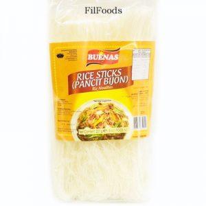 Buenas Rice Sticks – Pancit Bihon 227g