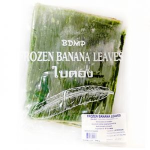 BDMP Banana Leaves (Dahon ng Saging) 400g