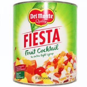 Del Monte Fiesta Fruit Cocktail (In Extra Light Sy