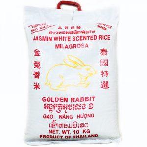 Golden Rabbit Jasmine White Sc...