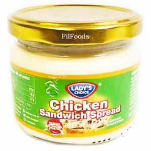 Lady's Choice Sandwich Spread – Chicke