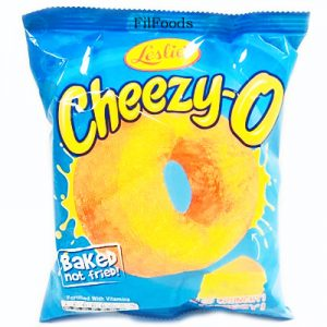 Leslie's Cheezy-O Baked ...