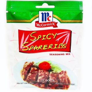 McCormick Spicy Spare Ribs Mix
