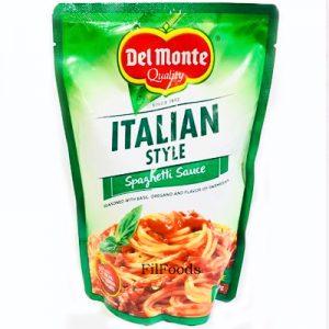 PH Del Monte Spaghetti Sauce Italian Style 500g