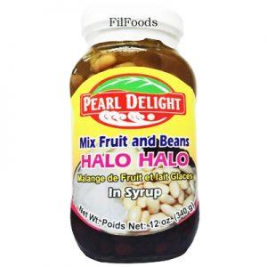 Pearl Delight Halo Halo