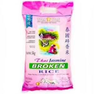 Tiger Tiger Thai Jasmine Broken Rice 5Kg