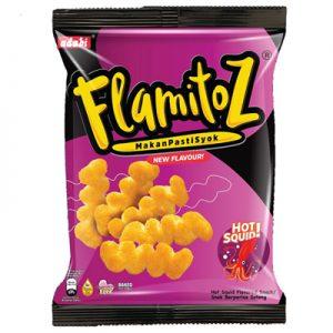 Adabi Flamitoz Hot Squid 60g