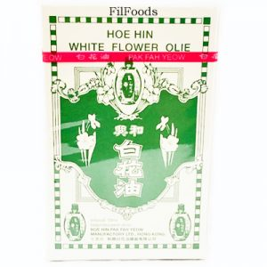 Hoe Hin Pak Fah Yeow White Flower Oil (10ml)