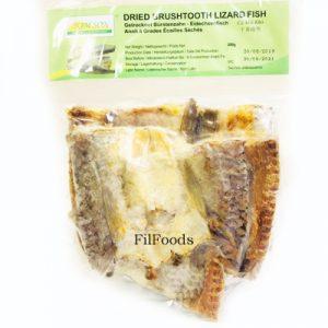 Kimson Dried Brushtooth Lizard Fish 200g