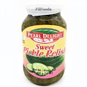 Pearl Delight Sweet Pickle Relish 400g