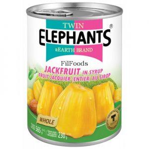 Twin Elephants Jackfruit in Sy...