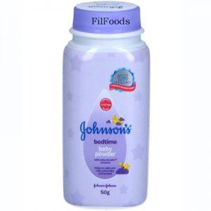 Johnson's Baby Powder – Bedtime 50g