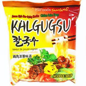 Samyang Kalgugsu Chicken Noodle Soup 120g
