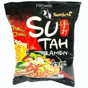 Samyang Sutah Hot & Spicy Beef Noodle Soup 12
