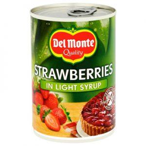 Del Monte Strawberry in Light ...