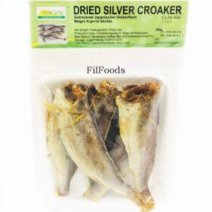 Kimson Dried Silver Croaker 200g