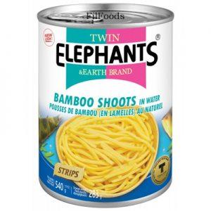 Twin Elephants Bamboo Shoots (...