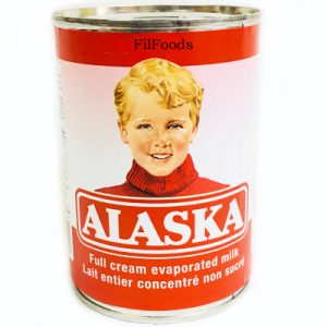 Alaska Evaporated Milk 410g