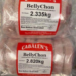 Cabalen's Belly Lechon (BellyChon) – £8.99/KG