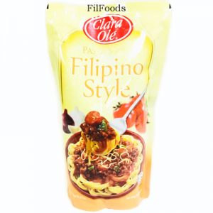Clara Ole Spaghetti Sauce – Filipino Style 1