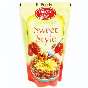 Clara Ole Spaghetti Sauce – Sweet Style 1Kg