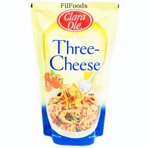 Clara Ole Spaghetti Sauce – Three-Cheese 1Kg