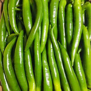 Fresh Sili (Green Chili) 250g
