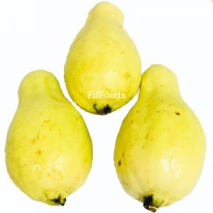 Fresh Yellow Bayabas (Ripe Guava for SINIGANG) 300