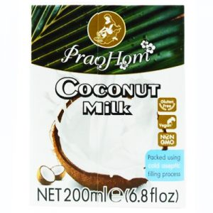 PraoHom Coconut Milk UHT 200ml