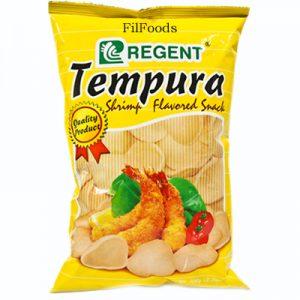 Regent Tempura Shrimp Flavour Snack 100g