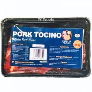 Familia Foods Pork Tocino 454g