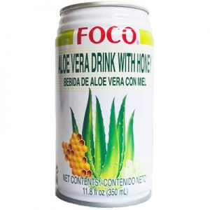 Foco Aloe Vera Drink with Hone...