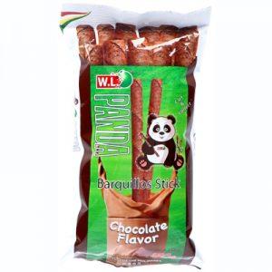 WL Panda Barquillos Stick Chocolate Flavor 120g