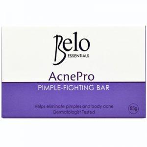 Belo AcnePro Pimple-Fighting Bar Soap 65g