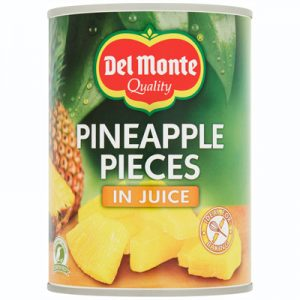 Del Monte Pineapple Pieces in ...