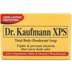 Dr. Kaufmann XPS (Total Body-Deodorant) Soap 80g