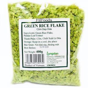 Longdan Green Rice Flake (Pini...