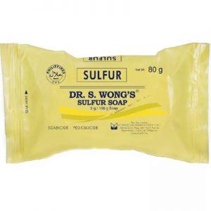 Dr. S. Wong's Sulfur Soa...