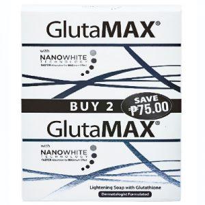 GlutaMAX Lightening Soap with Gluthathione 2x135g