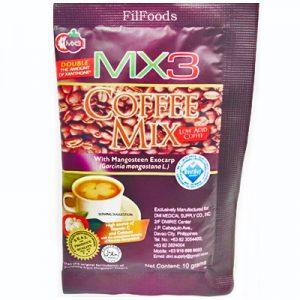 MX3 Coffee Mix (Low Acid Coffe...