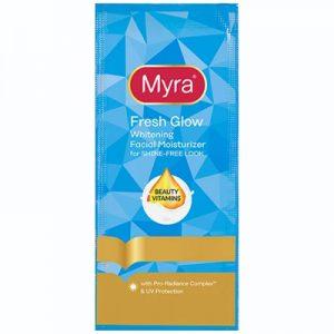 Myra Fresh Glow Whitening Facial Moisturizer 7ml